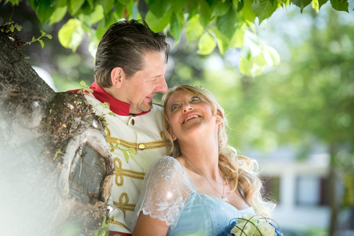 Hochzeitsportrait Tegernsee