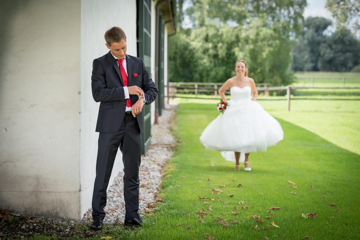 Hochzeitsportrait Alling